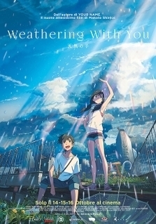 LA RAGAZZA DEL TEMPO - WEATHERING WITH YOU
